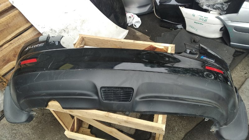 Бампер Nissan Juke F15 HR15 задний (б/у)