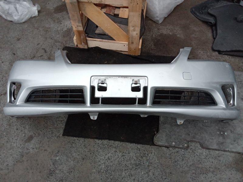 Бампер Toyota Crown GRS201 передний (б/у)