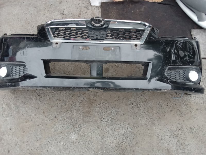 Бампер Subaru Legacy BR9 передний (б/у)