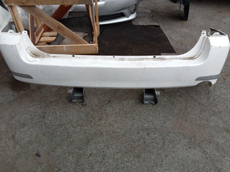 Бампер Mazda Mpv LW3W задний (б/у)