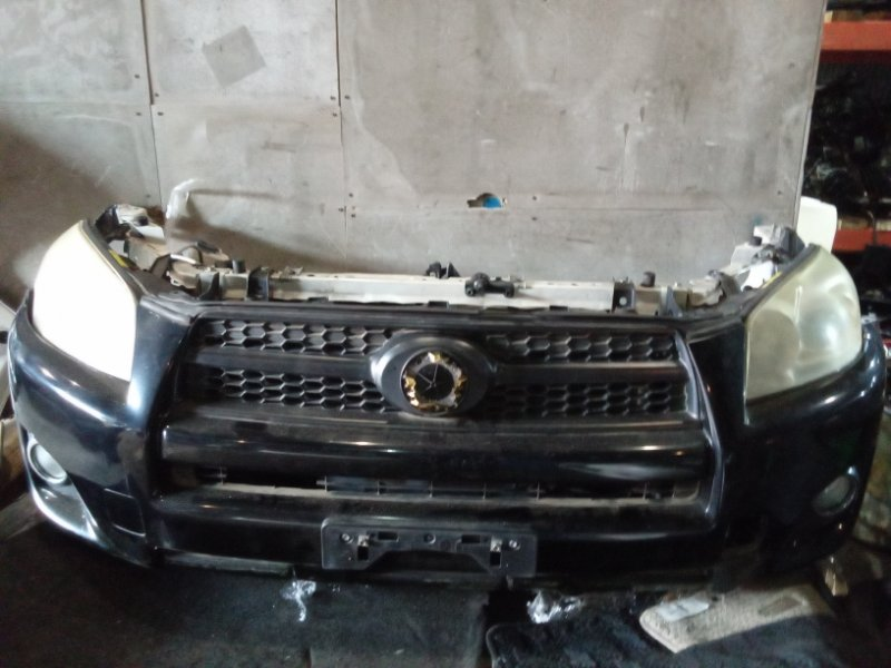 Nose cut Toyota Rav4 ACA31 2AZ-FE передний (б/у)