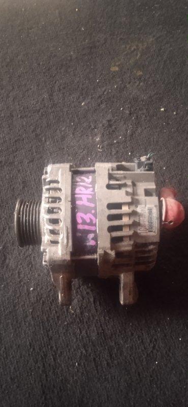 Генератор Nissan March K13 HR12 (б/у)