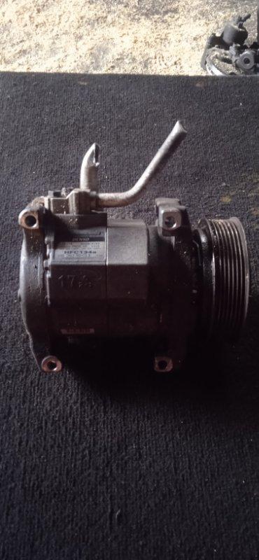 Компрессор кондиционера Honda Stepwagon RF3 K20A (б/у)