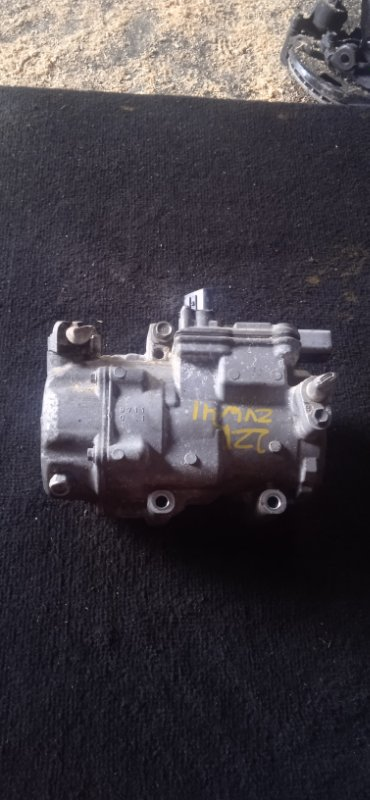 Компрессор кондиционера Toyota Prius ZVW41 2ZR (б/у)