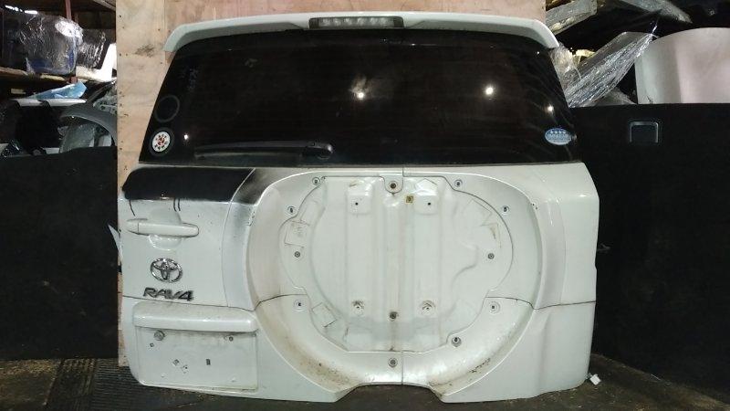 Дверь 5-я Toyota Rav4 ACA31 задняя (б/у)