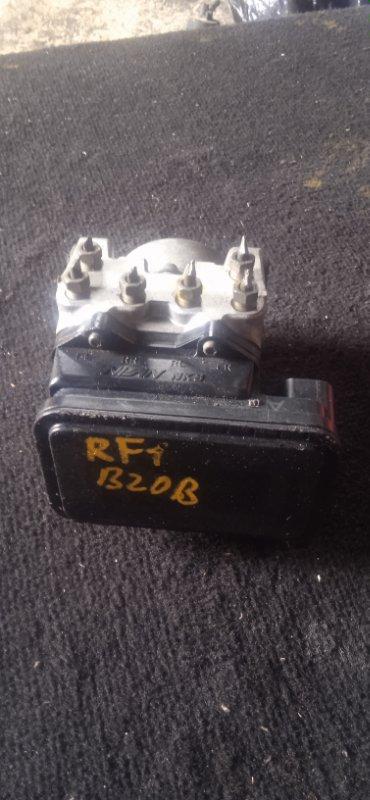 Блок abs Honda Stepwagon RF1 B20B (б/у)