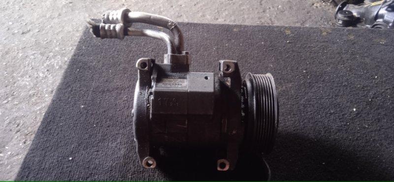Компрессор кондиционера Honda Stream RN3 K20A (б/у)