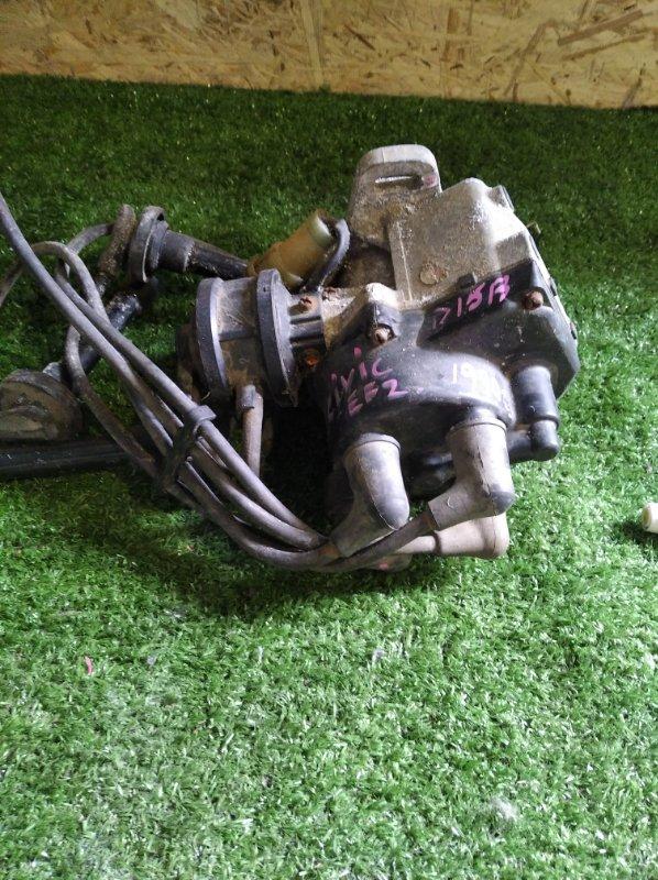 Трамблер Honda Civic EF2 D15B (б/у)