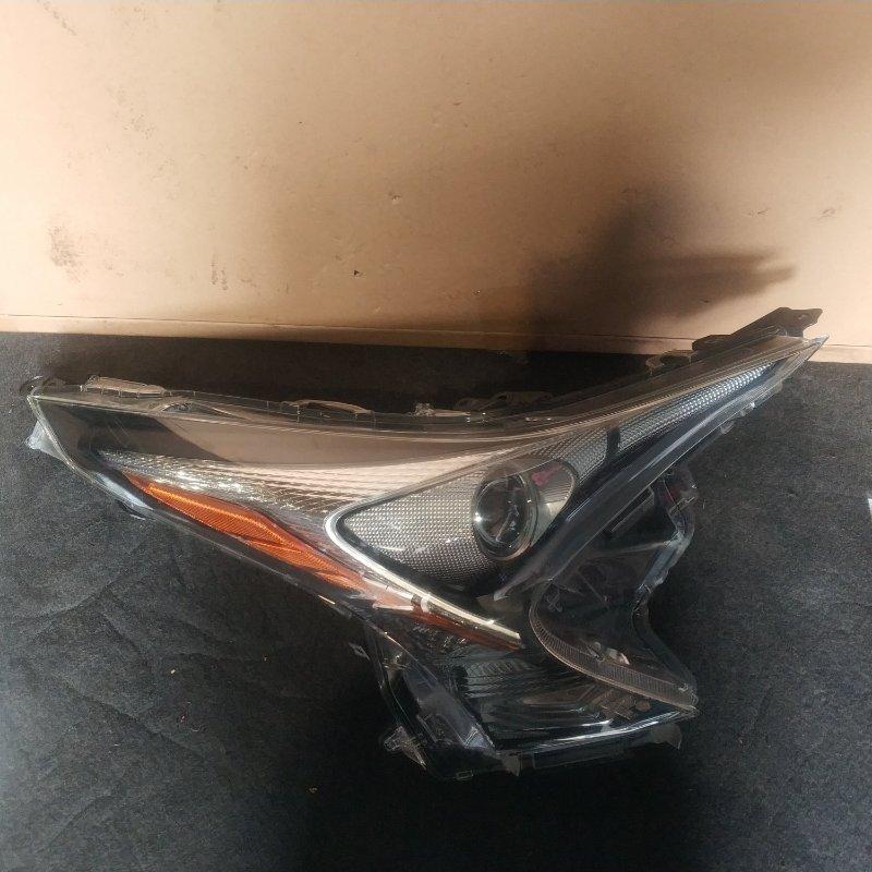 Фара Toyota Prius ZVW50 передняя правая (б/у)