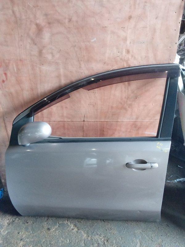 Дверь Nissan Note E11 передняя левая (б/у)