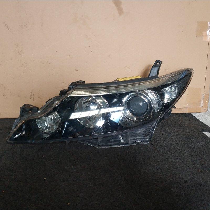 Фара Toyota Estima ACR50 передняя левая (б/у)