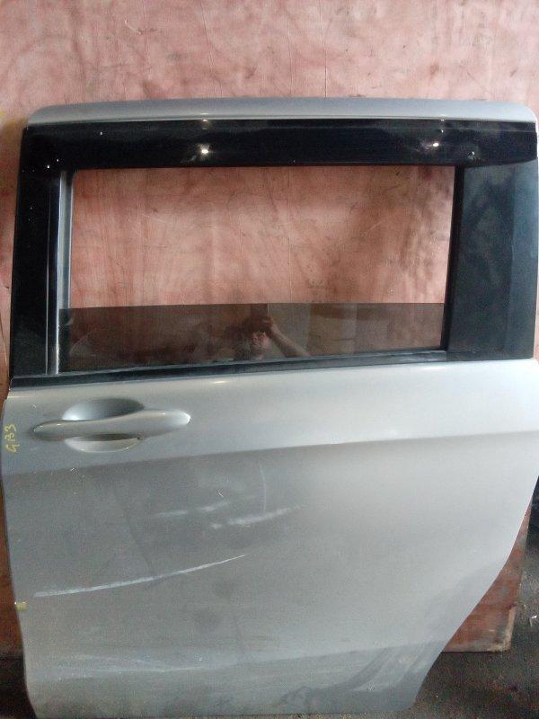 Дверь Honda Freed GB3 L15A задняя левая (б/у)