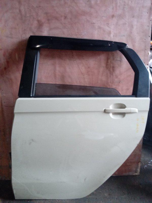 Дверь Honda N-Wagon JH1 задняя левая (б/у)
