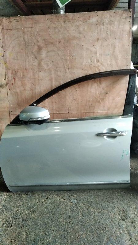 Дверь Nissan Teana J32 VQ25 передняя левая (б/у)