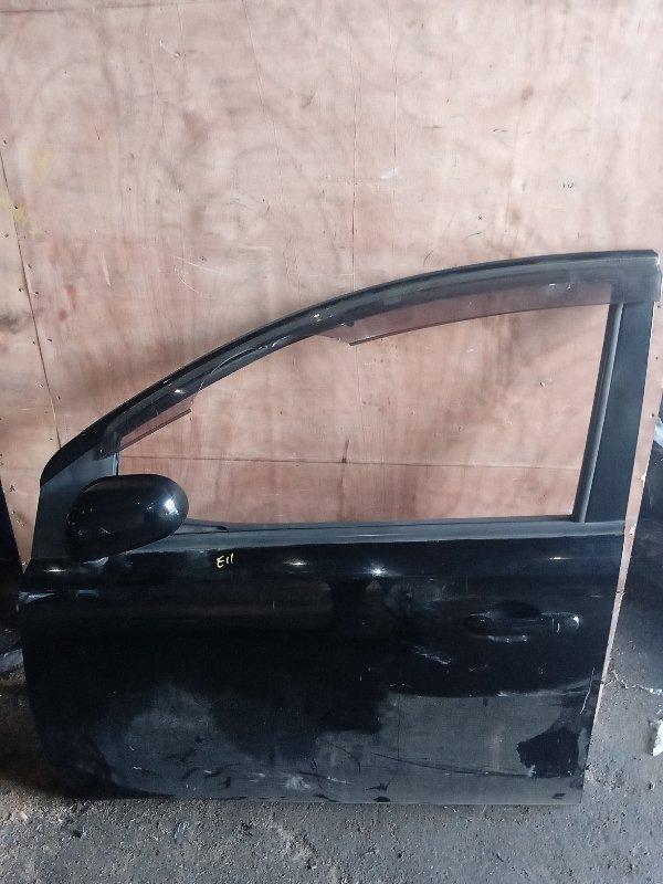 Дверь Nissan Note E11 HR15 передняя левая (б/у)
