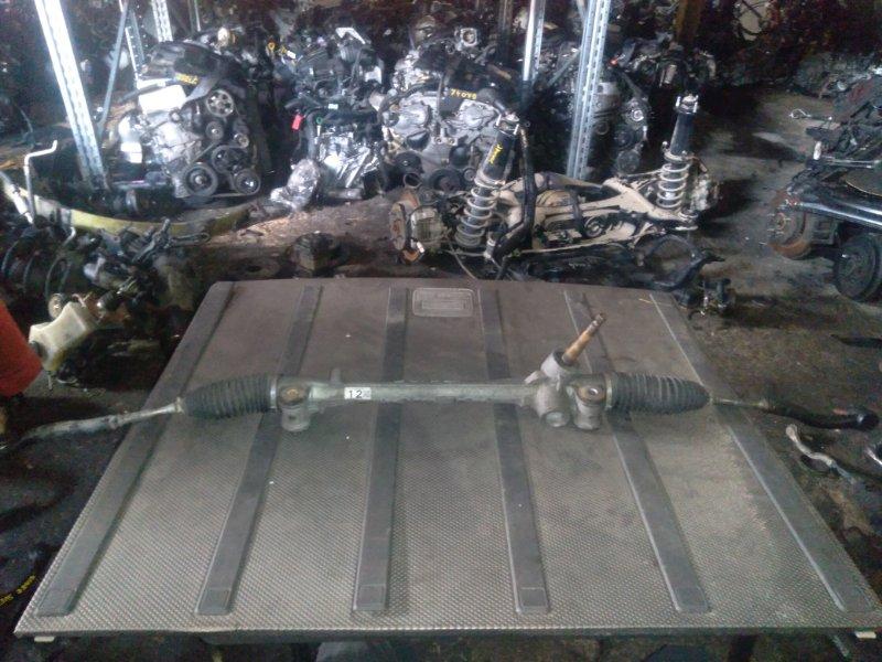 Рулевая рейка Toyota Belta SCP92 2SZ (б/у)