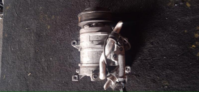 Компрессор кондиционера Honda Stepwagon RK5 R20A (б/у)