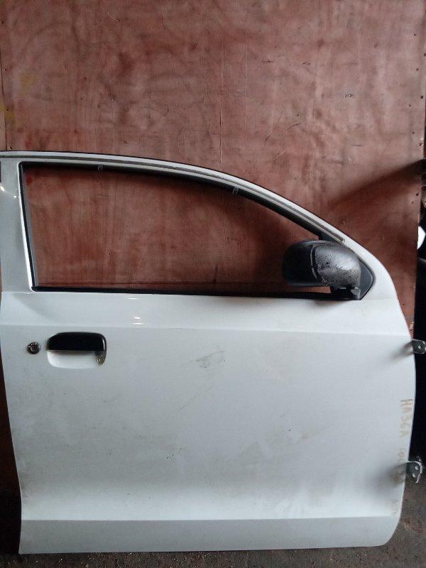 Дверь Suzuki Alto HA36S передняя правая (б/у)