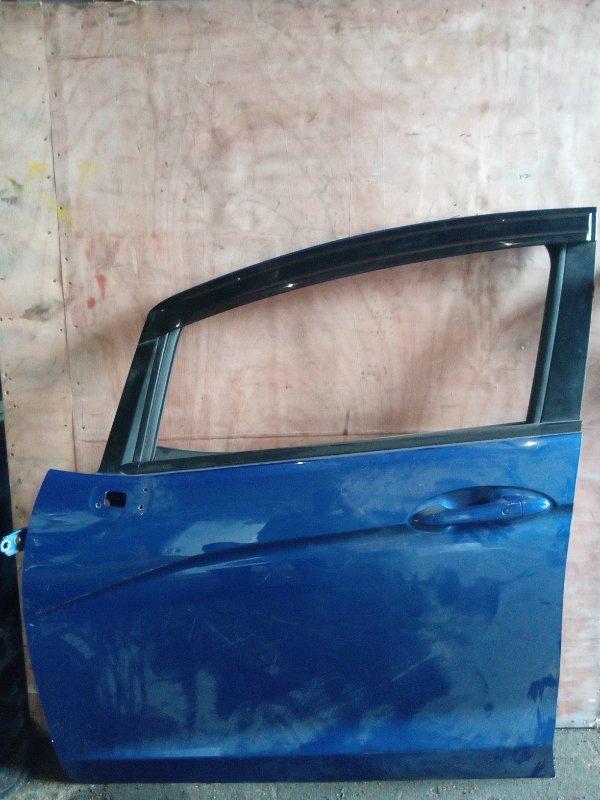 Дверь Honda Fit GK5 передняя левая (б/у)