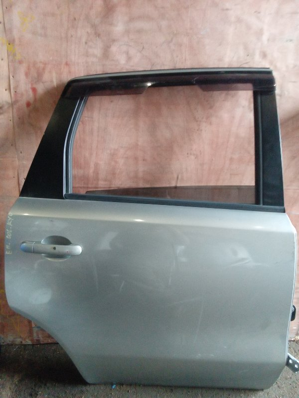 Дверь Nissan Note E11 задняя правая (б/у)