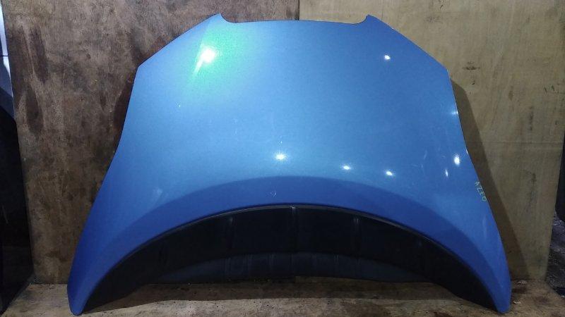 Капот Nissan Leaf AZE0 (б/у)