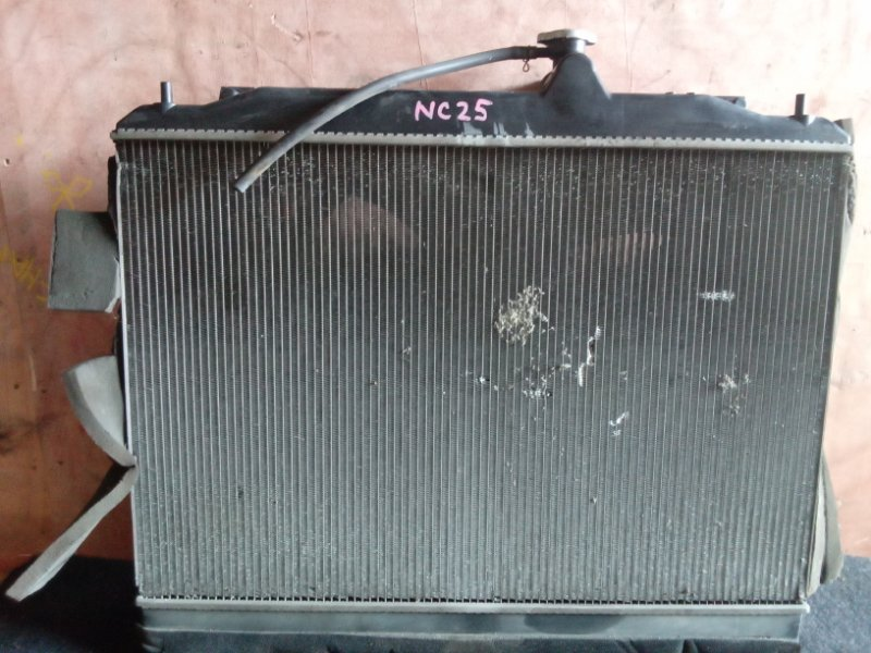 Радиатор охлаждения Nissan Serena C25 MR20DE (б/у)