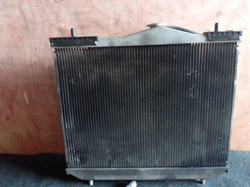 Радиатор охлаждения Daihatsu Terios J111G EF-DET (б/у)