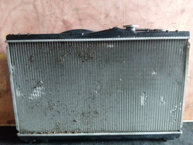 Радиатор охлаждения Toyota Cresta GX90 1G (б/у)