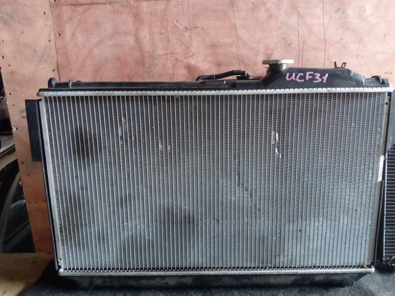 Радиатор охлаждения Toyota Celsior UCF31 3UZFE (б/у)