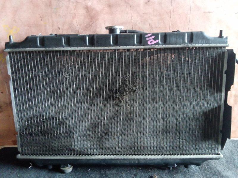 Радиатор охлаждения Nissan Primera HP11 SR20 (б/у)