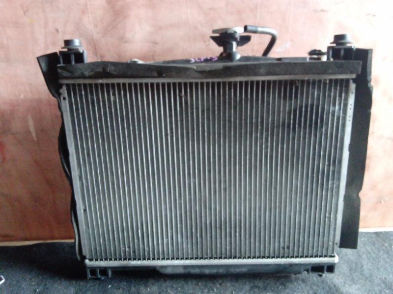 Радиатор охлаждения Toyota Vitz SCP13 2SZFE (б/у)