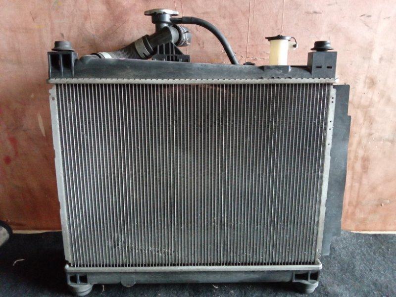 Радиатор охлаждения Toyota Porte NNP11 1NZFE (б/у)