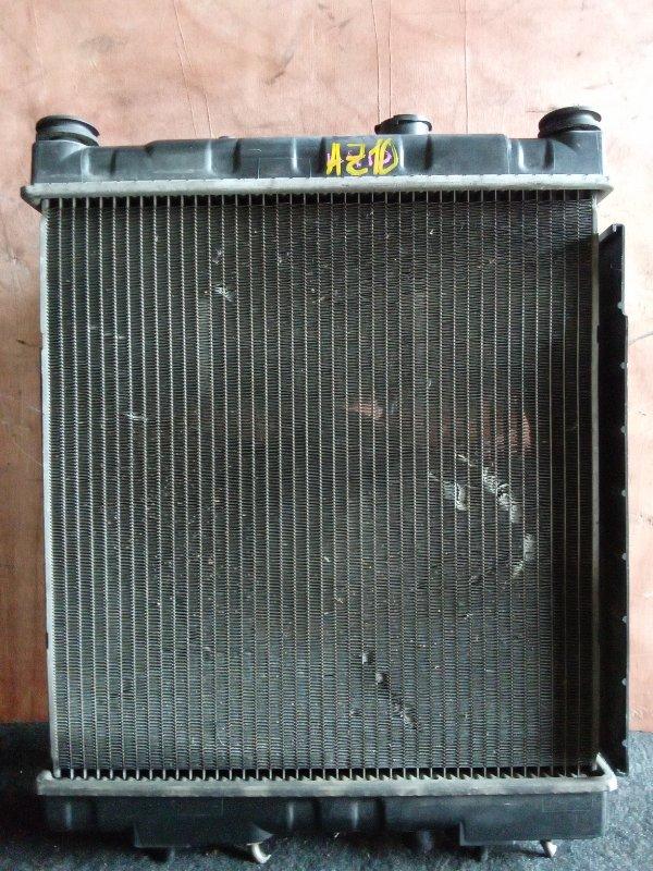 Радиатор охлаждения Nissan Cube AZ10 CG13DE (б/у)