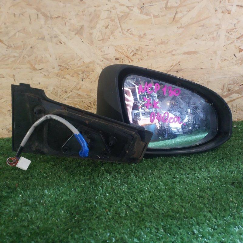 Зеркало Toyota Vitz NCP130 переднее левое (б/у)