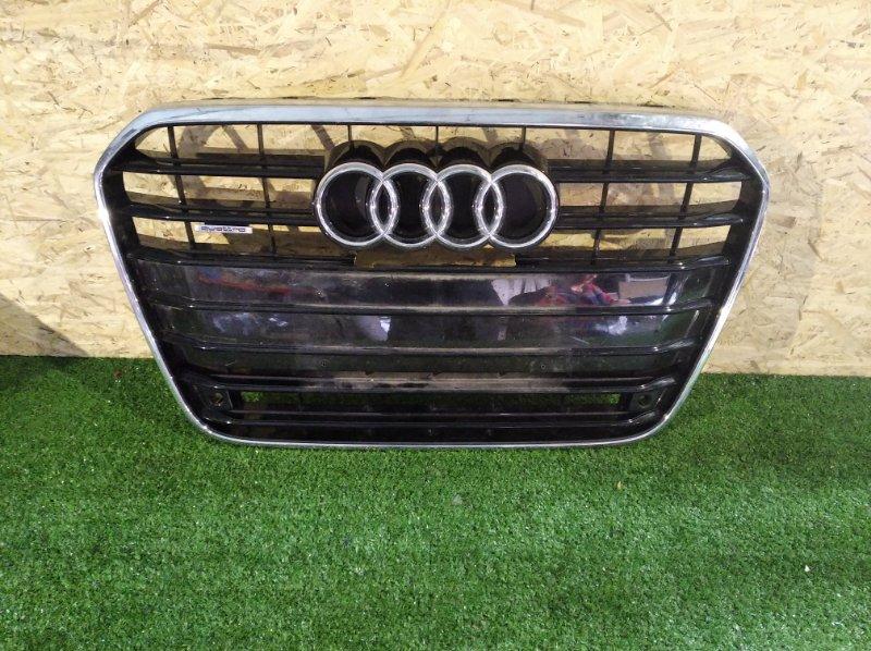 Решетка радиатора Audi (б/у)