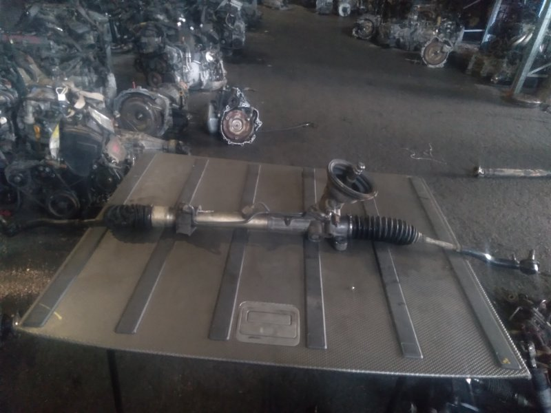 Рулевая рейка Toyota Vitz SCP10 1SZ (б/у)