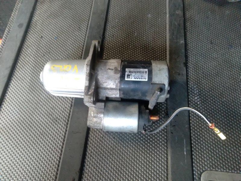 Стартер Nissan Teana J31 VQ23 (б/у)