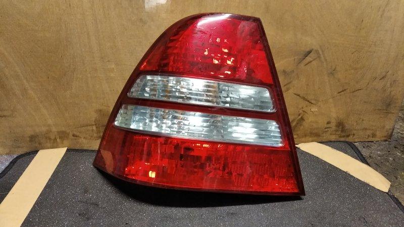 Стоп-сигнал Toyota Corolla NZE121 задний левый (б/у)