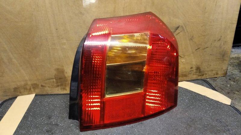 Стоп-сигнал Toyota Allex NZE121 задний правый (б/у)