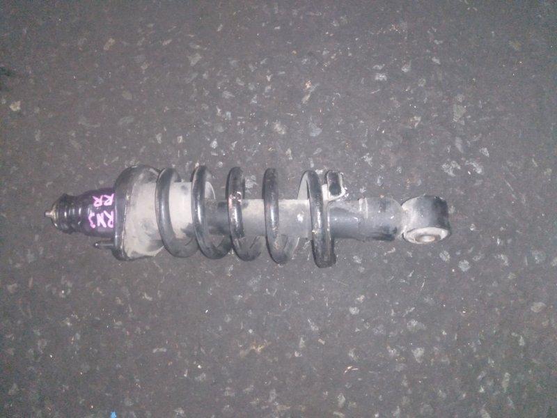 Стойка Honda Stream RN3 задняя правая (б/у)