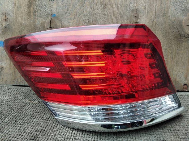 Стоп-сигнал Toyota Crown AWS210 задний левый (б/у)