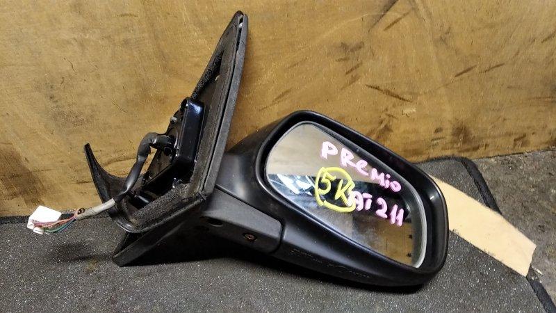 Зеркало Toyota Premio AT211 переднее правое (б/у)