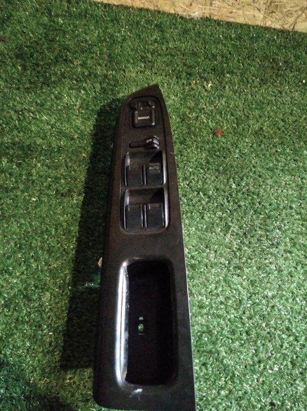 Блок управления стеклами Honda Odyssey RA6 передний правый (б/у)