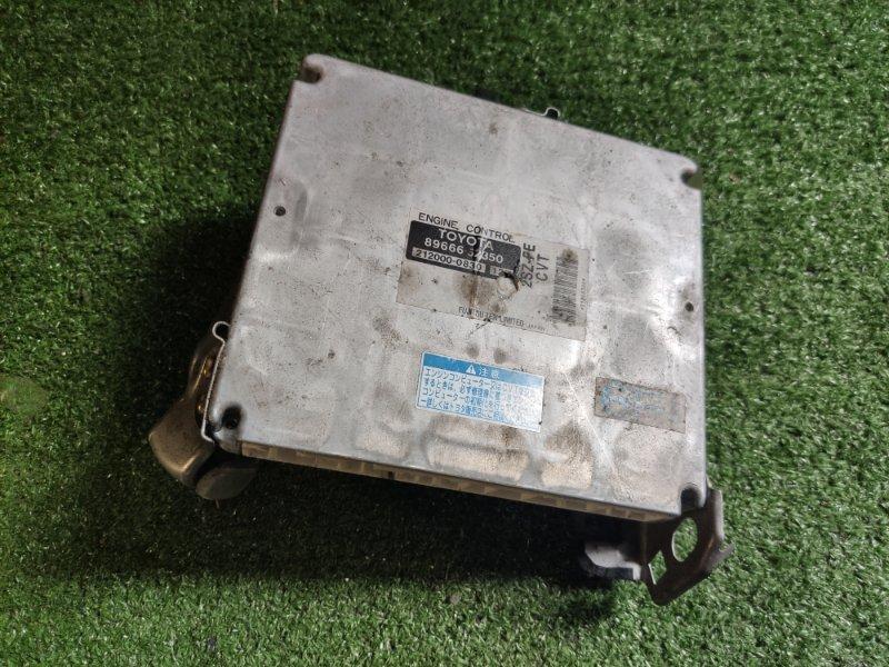 Блок efi Toyota Vitz SCP13 2SZ (б/у)