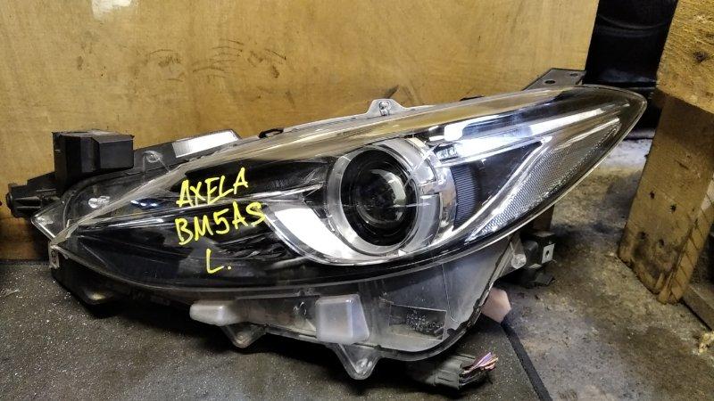 Фара Mazda Axela BM5AS передняя левая (б/у)