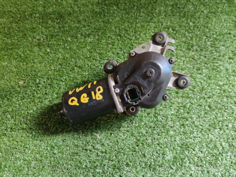 Мотор дворников Nissan Wingroad WFY11 QG18 (б/у)
