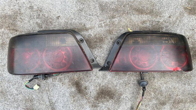Стоп-сигнал Toyota Chaser JZX100 задний правый (б/у)