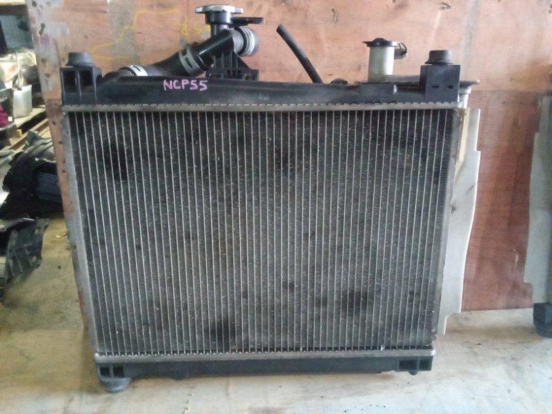 Радиатор охлаждения Toyota Probox NCP55 1NZFE (б/у)
