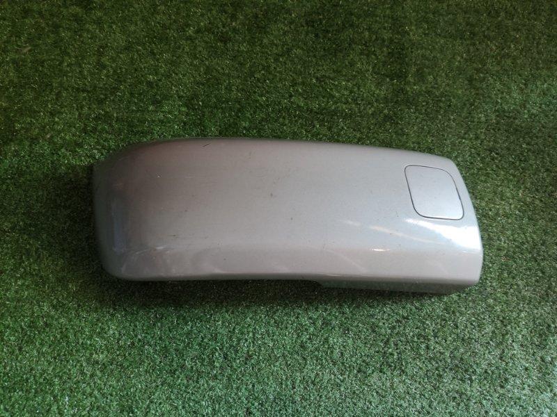 Клык бампера Toyota Probox NCP51 передний правый (б/у)