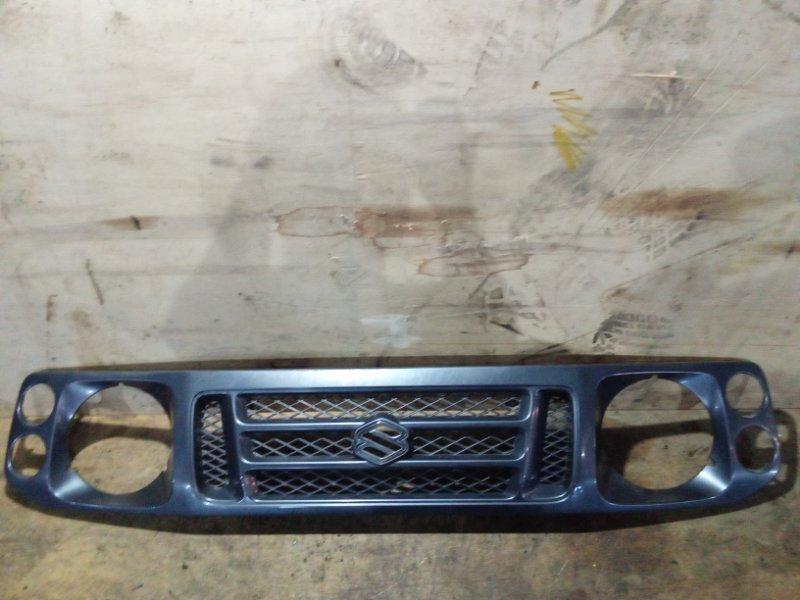 Решетка радиатора Suzuki Jimny JA22W передняя (б/у)